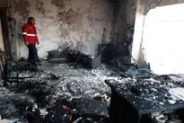 تخلیه منازل اطراف منطقه انفجار در اسلامشهر
