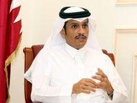 وزیر خارجه قطر: تنش با ایران به نفع کشورهای منطقه نیست