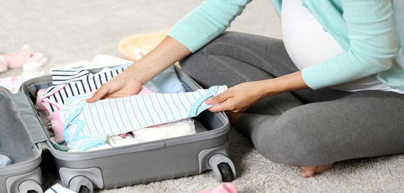سفر در دوران بارداری وبه همراه کودک خردسال