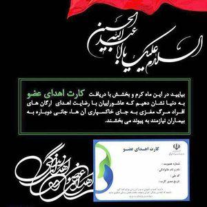دعوت عراقچی ازمردم برای دریافت کارت اهدای عضو +عکس