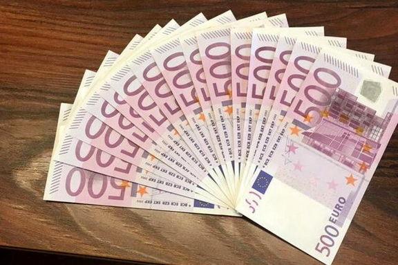 ۲۵۰ تومان؛ نوسان قیمت یورو