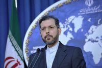اعتراض ایران به بیانیه حمایت اروپا از عنصر شناخته شده تروریستی