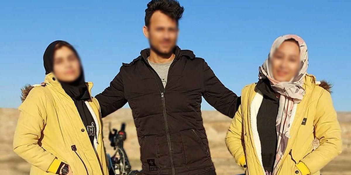 مرد دو زنه اینستاگرام کیست؟ +عکس