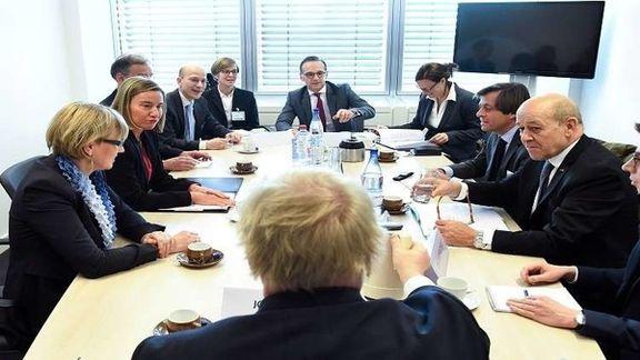 عدم توافق در اتحادیه اروپا بر سر تحریمهای جدید ایران