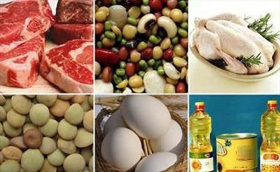 رشد قیمت ۸ گروه کالای خوراکی