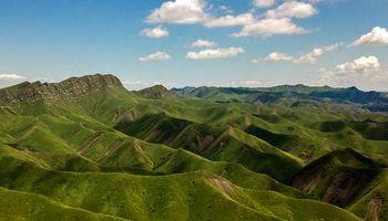 طبیعت بهاری مراوه تپه +تصاویر