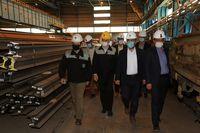 ذوب آهن اصفهان  الگوی خودباوری در صنعت کشور شد