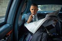 زندگی خانواده اوباما به روایت تصویر