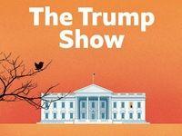 نمایش ترامپ، فصل دوم؛ روی جلد نشریه اکونومیست +عکس