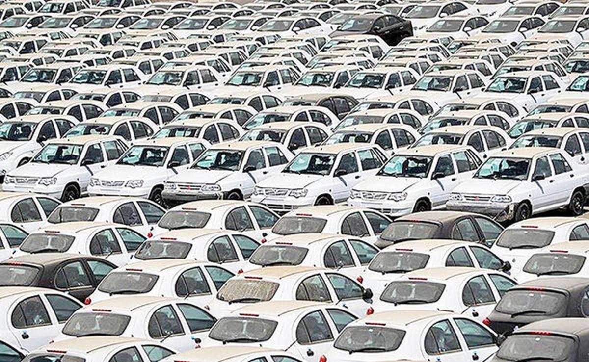بازیگران نقش اول رکود بازار خودرو