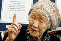 پیرترین فرد ثبت شده در گینس کیست؟ +عکس