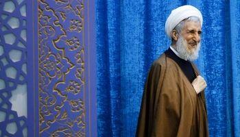عکس کمتر دیده شده از چهره خندان امام جمعه تهران