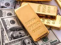 مقاومت طلای جهانی در برابر کاهش قیمت