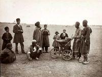 یخدر بهشتفروشی در دوره قاجار +عکس