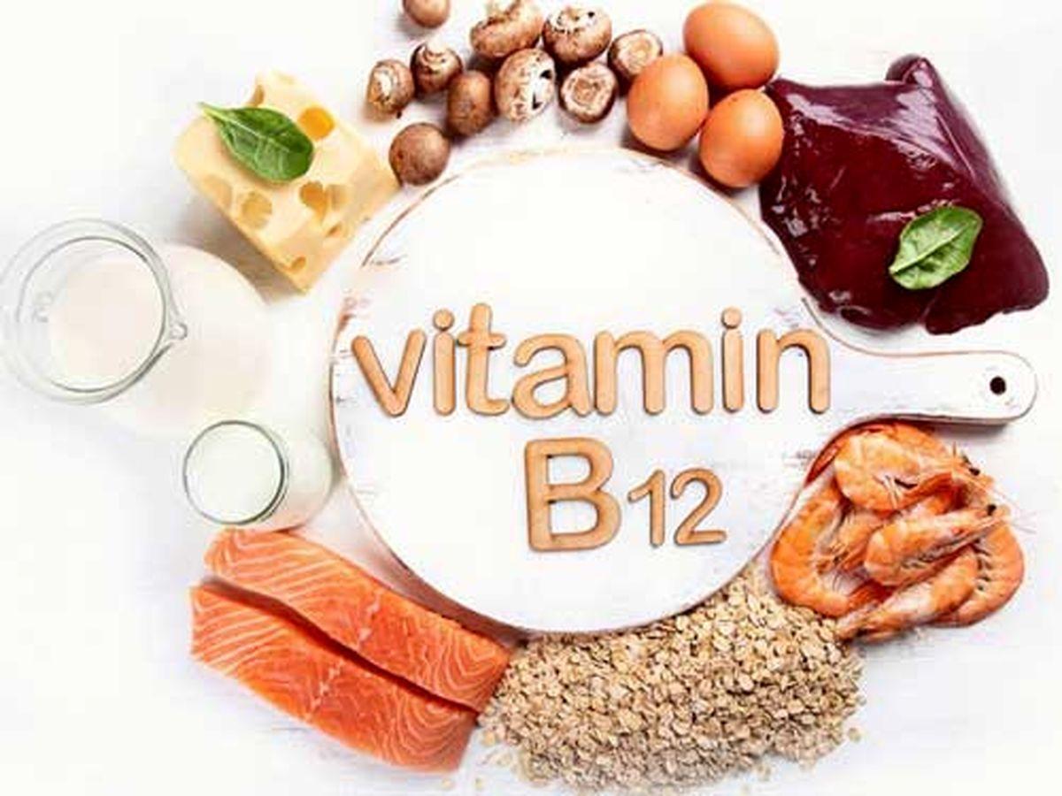 علائم نشان دهنده کمبود ویتامین B۱۲ در بدن