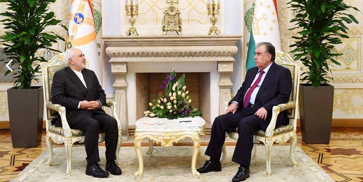 همکاری ایران و تاجیکستان در مبارزه با تروریسم