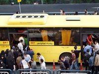 نیاز فوری تهران به ۱۱ هزار اتوبوس جدید