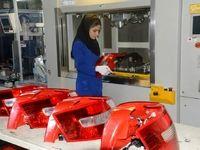 کروز تولید کننده ۸۵درصد از چراغهای مورد نیاز خودروسازان است