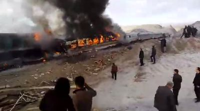 جزئياتي جديد از علت وقوع حادثه تلخ تصادف دو قطار