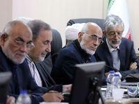 احمدی نژاد در جلسه مجمع تشخیص مصلحت نظام +تصاویر
