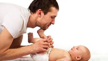 زود خوابیدن و شانس خوب پدر شدن!