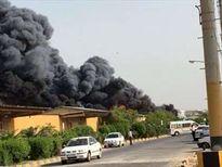 آخرین وضعیت مهار آتش سوزی پتروشیمی بندر امام