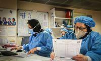 حافظان سلامت در خط مقدم مبارزه با ویروس کرونا +عکس