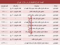 قیمت انواع تابلو فرش در بازار تهران؟ +جدول