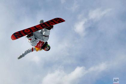 تصاویری جالب از پرواز ورزشکاران در المپیک زمستانی +تصاویر