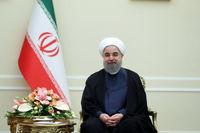 روحانی روز ملی فرانسه را تبریک گفت
