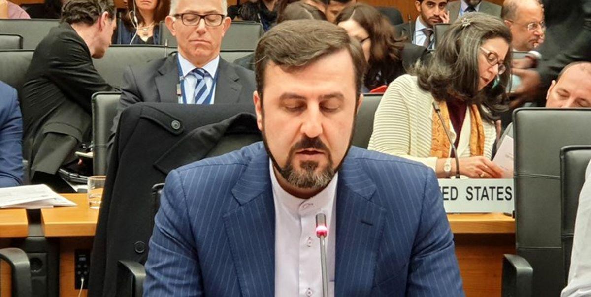 ایران تحت تحریم های ظالمانه به تعهدات هسته ای پایبند نمی ماند
