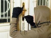 سرقت از خانه در مقابل چشمان پلیس