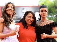 هنرپیشههای بیحجاب عربستان در جشنواره ونیز +تصاویر