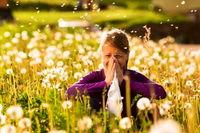 درمان آلرژی فصلی چیست؟