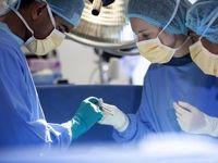 جراحی نوزاد ۲روزه با تومور ۱.۵کیلویی