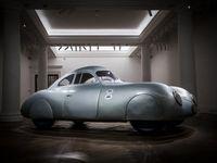 قدیمیترین خودروی پورشه +فیلم