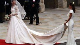 گرانقیمت ترین لباس عروسهای جهان! +فیلم