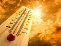 گرمای امسال رکورد زد