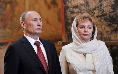 ازدواج زن سابق پوتین با جوان 37ساله+عکس