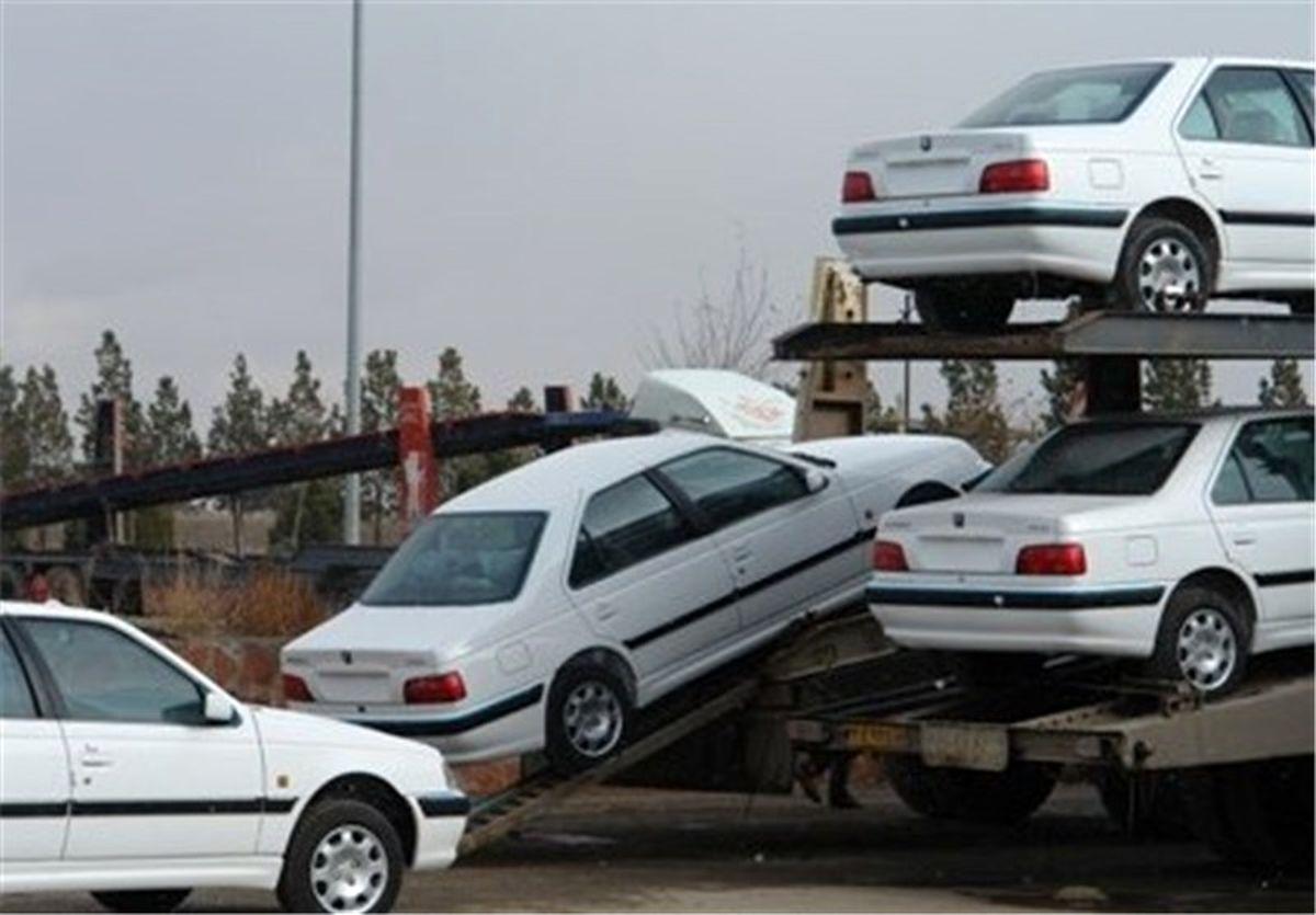 توقف روند افزایشی قیمت خودرو
