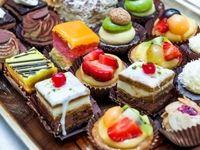 درآمد شیرینیفروشیها ۴۰درصد کاهش یافت