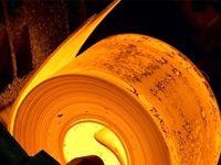 16 درصد؛ رشد صادرات فولاد خام