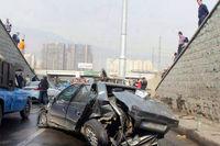 دو عامل اصلی تصادفات در بزرگراه های تهران