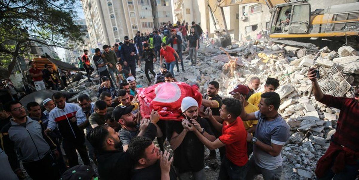 به جنایات جنگی رژیم صهیونیستی در غزه رسیدگی شود