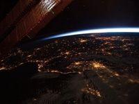 درخشش لندن؛ عکس روز ناسا