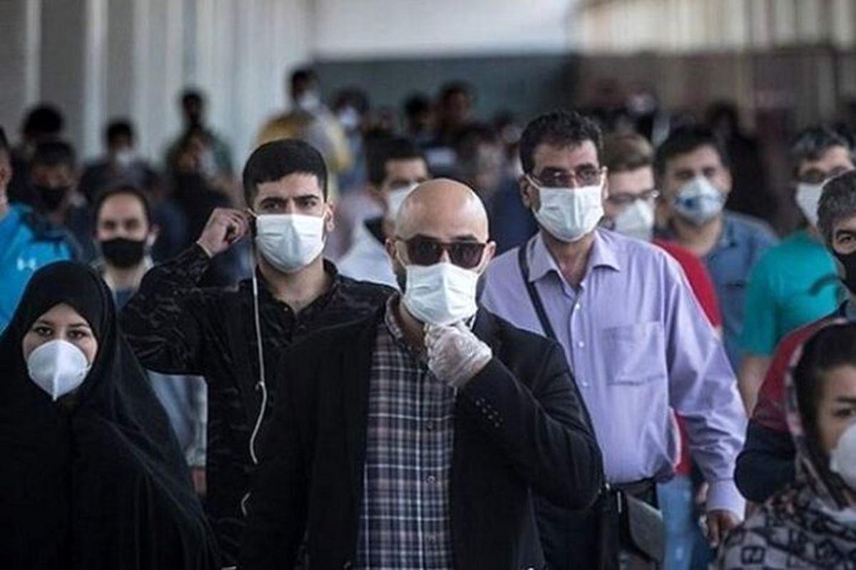 خانواده بیمار کرونایی در منزل ماسک بزنند