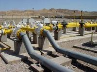 تیر ۹۶، صادرات گاز به همسایگان شمالی ایران