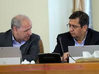 اولین حضور رییس جدید بانک مرکزی در هیات دولت +عکس