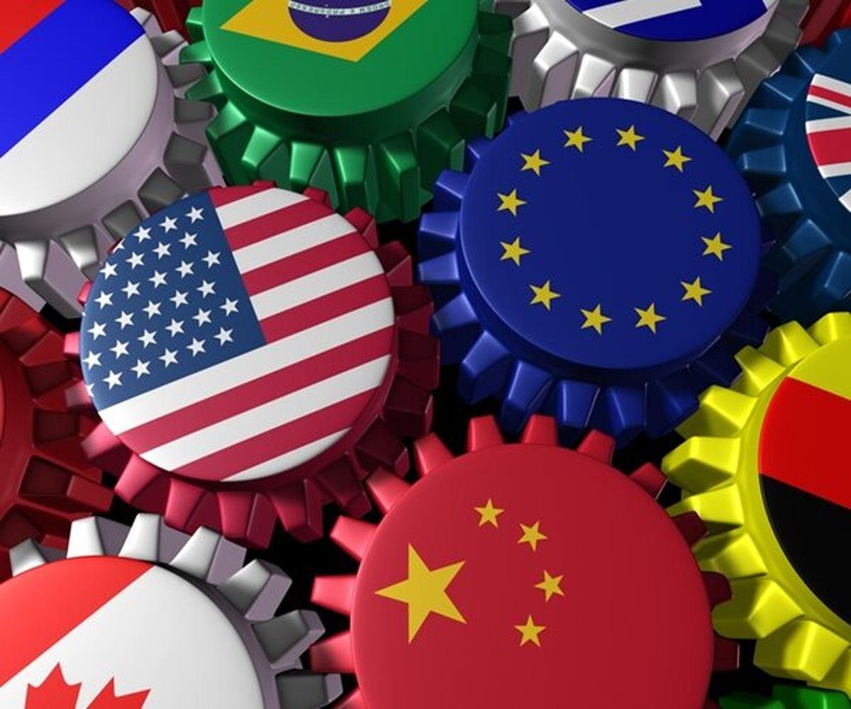 رشد اقتصادی همه کشورهای جهان در حال کاهش است