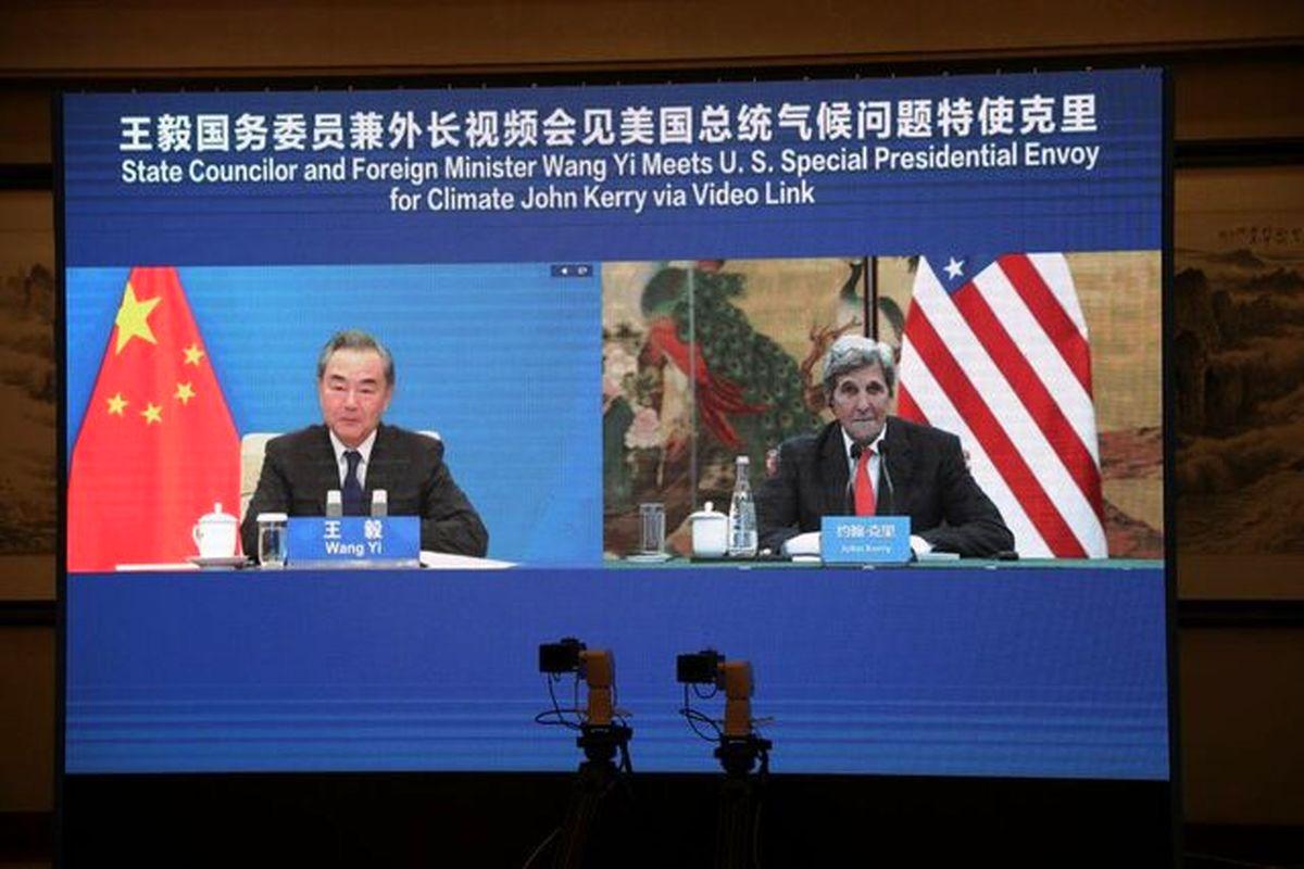 چین هشدار داد همکاری تغییر اقلیمی با آمریکا در خطر تنش سیاسی است